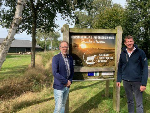 Wolleswinkel en Borgstein ondertekenen nieuwe samenwerking tussen ForFarmers en Boert Bewust